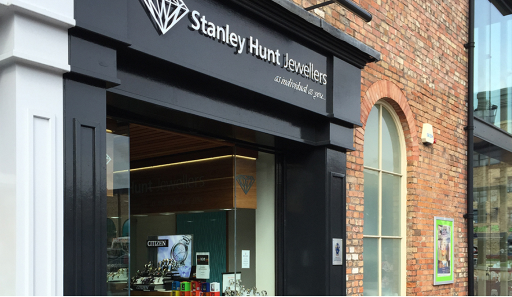 Stanley Hunt Jewellers Gainsborough
