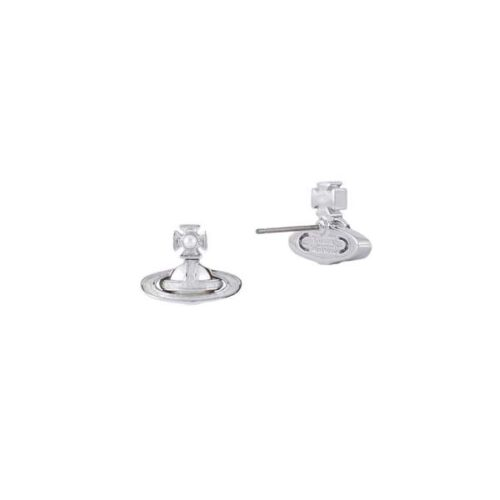 Simonetta Silver Bas Relief Earrings Stanley Hunt Jewellers - 62010267-02W360-CN