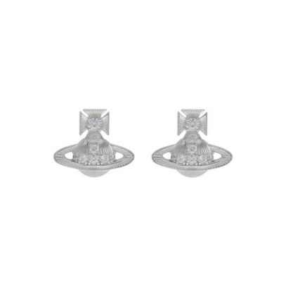 Chloris Bas Relief Earrings Stanley Hunt Jewellers - 62010251-02W106