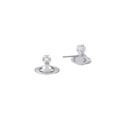 Simonetta Silver Bas Relief Earrings Stanley Hunt Jewellers - 62010267-02W360-CN