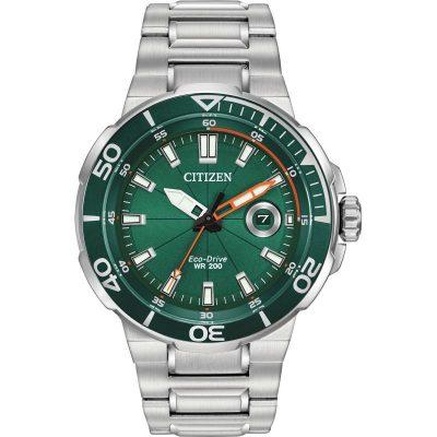 Mens Citizen Endeavour Watch - AW1428-53X