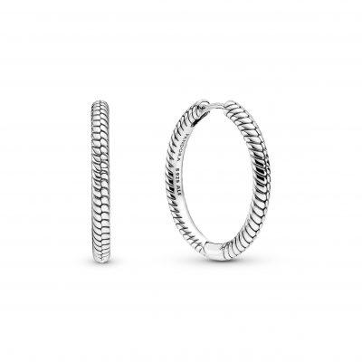 Charm Hoop Earrings - 299532C00