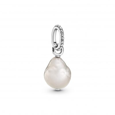 Freshwater Cultured Baroque Pearl Loose Pendant - 399427C01