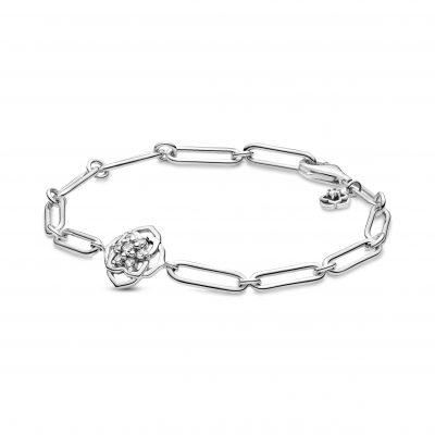 PANDORA TIMELESS Rose Petals Link Bracelet Stanley Hunt Jewellers - 599409C01