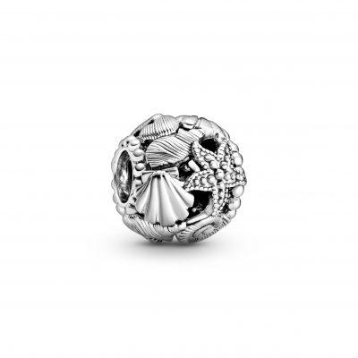 Starfish, Shells & Hearts Charm - 798950C00
