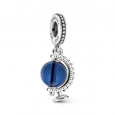 Blue Globe Dangle Charm - 799430C01