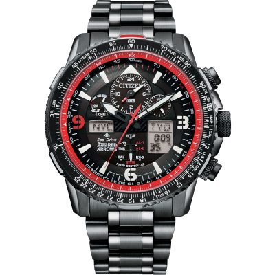 Citizen Eco Drive Red Arrows Limited Edition Skyhawk JY8087-51E Stanley Hunt Jewellers