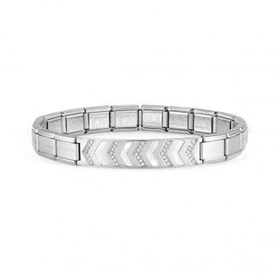 Trendsetter New York Mother of Pearl Zirconia Bracelet - 021143/001