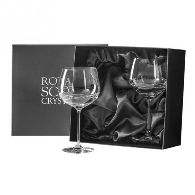 Skye - 2 Gin and Tonic (G&T) Copa Glasses 210mm