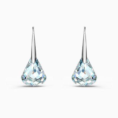 spirit-pierced-earrings--white--rhodium-plated-swarovski-5516533
