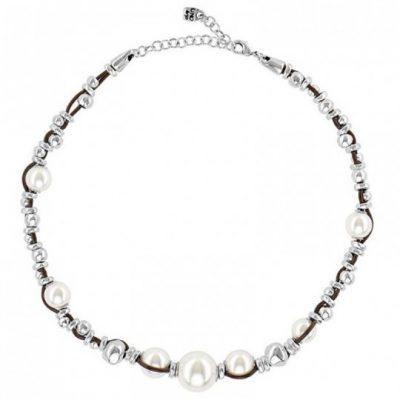 uno-de-50-woman-s-necklace-flighty-with-pearls