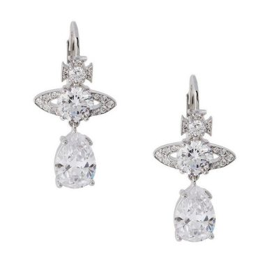 Ismene Drop Earrings Stanley Hunt Jewellers - 62020110-02W363-IM