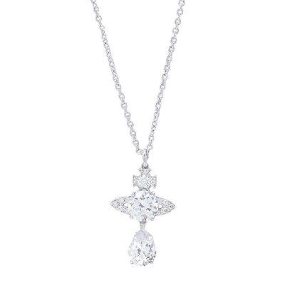 Ismene Drop Pendant Stanley Hunt Jewellers - 63020302-02W363
